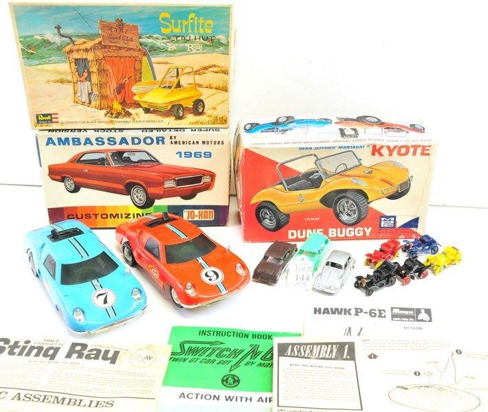 Race Car set with 4 Models - 3