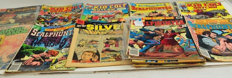 30 Vintage Comic Books