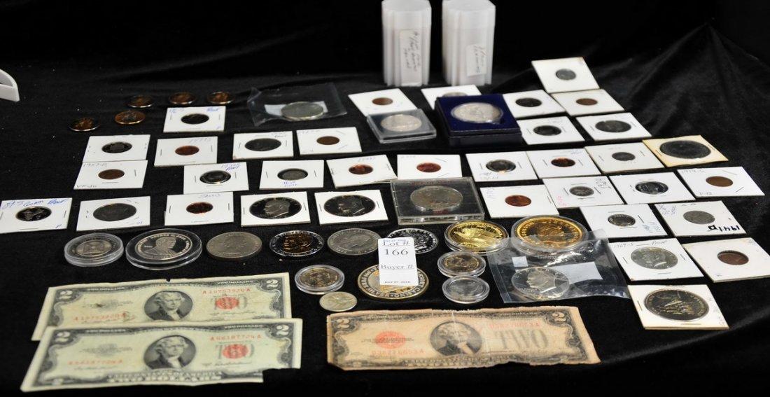 US Proof Sets, Commem. US Silver Coins