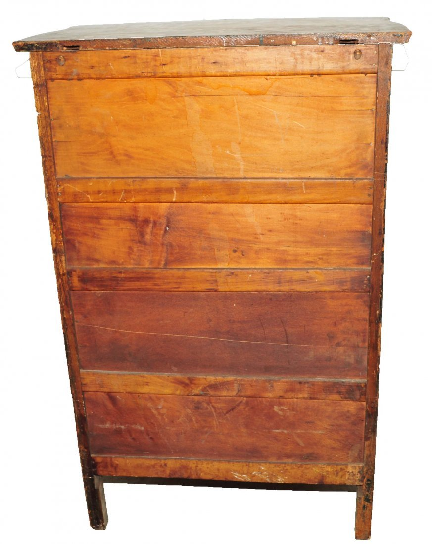 One Bureau made of Oak - 2