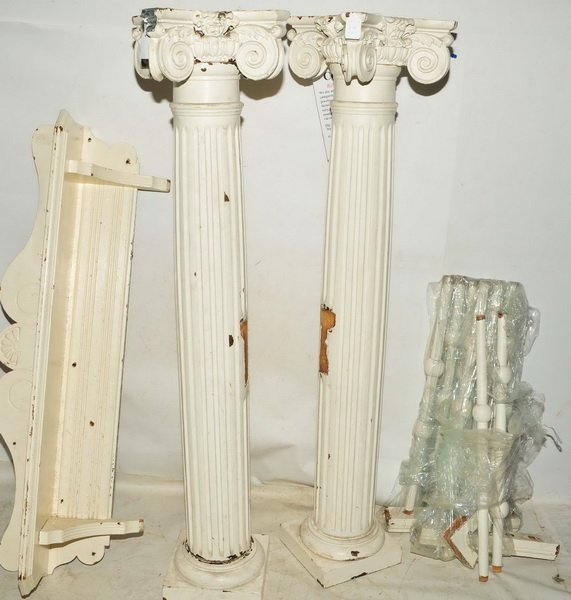 Victorian Shelf and Column