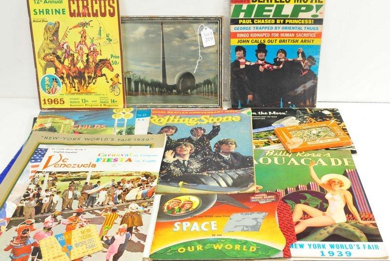 Old Vintage Magazines