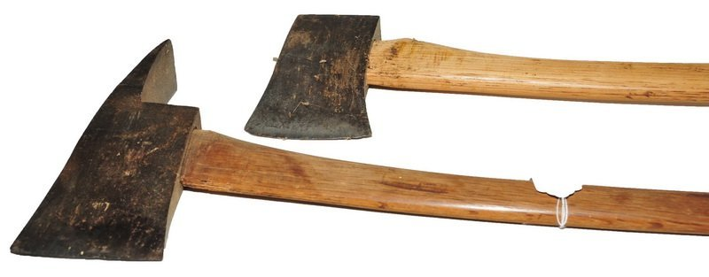 Two Vintage Axes