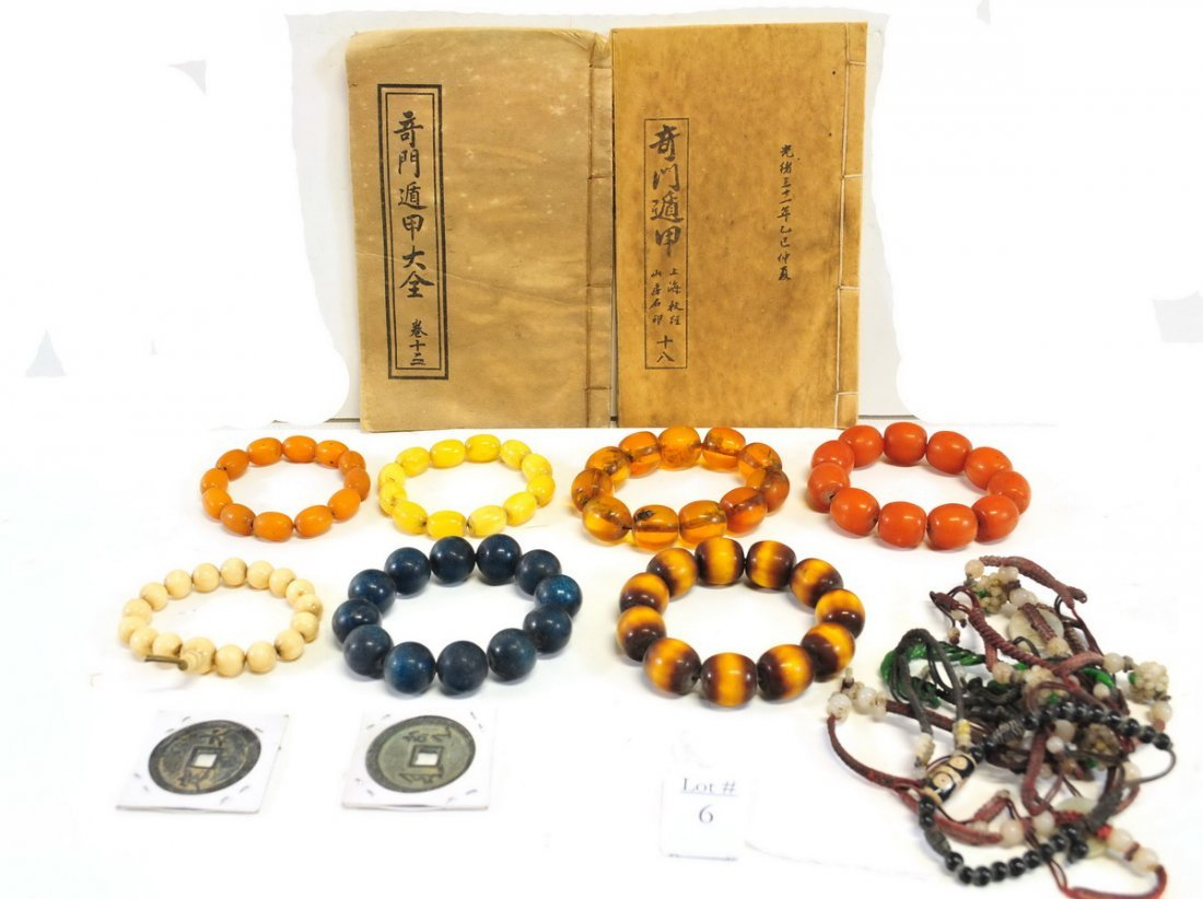 Asian Jewelry and Prayer Beads