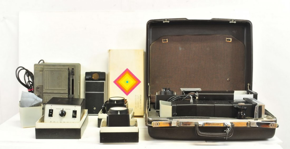Vintage Photography Equipment - 3