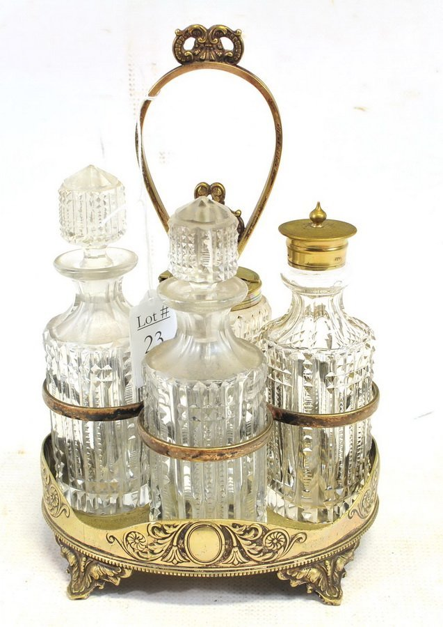 Philip Ashberry and Sons Cruet Set