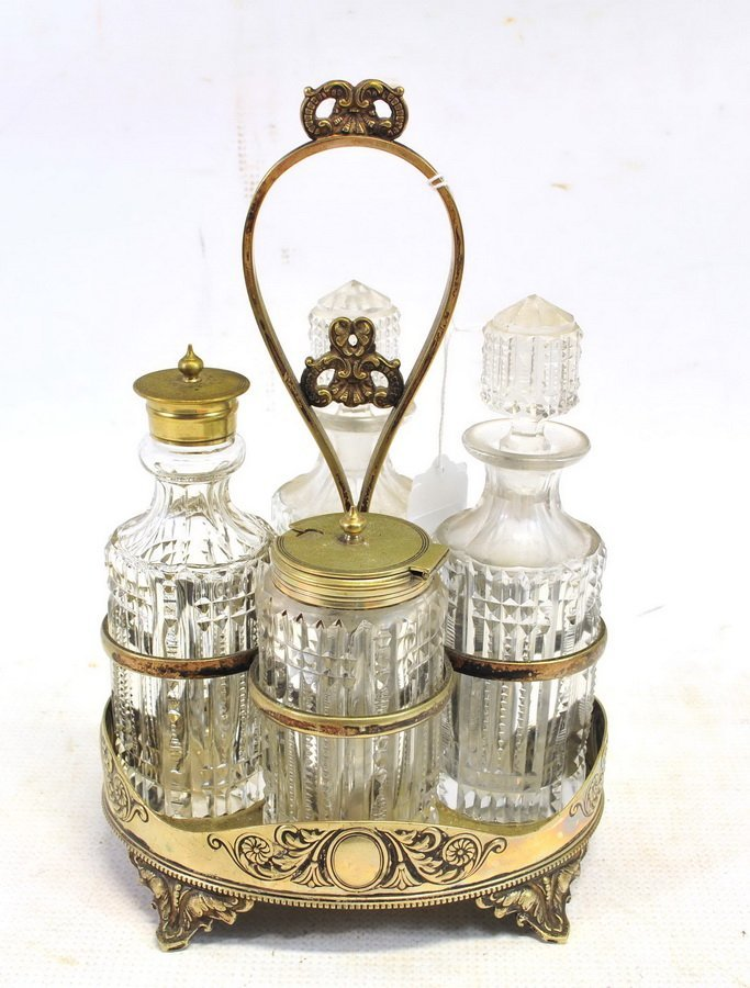 Philip Ashberry and Sons Cruet Set - 2