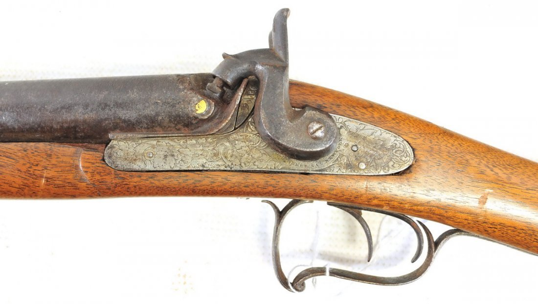Antique H. Boker and Company NY 12 Gauge Shotgun - 3