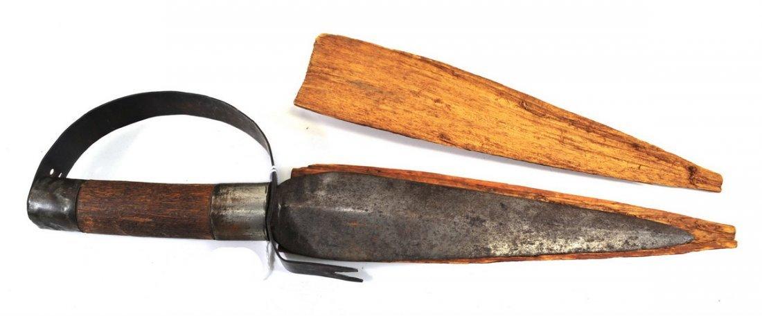 Civil War Era Handmade Fighting Knife