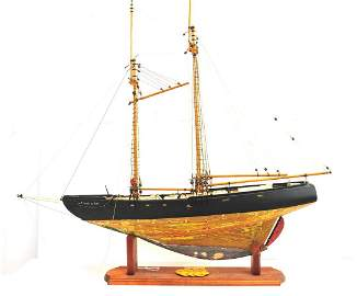 Beautiful Ship Model Sarah II