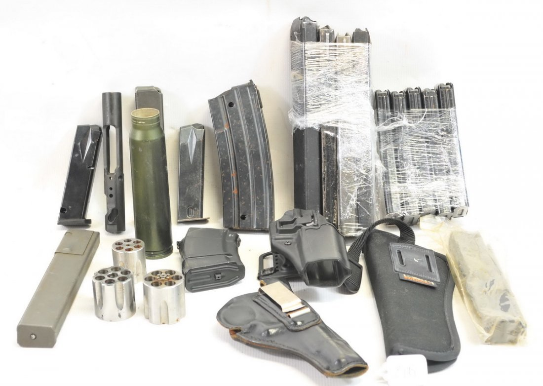 Firearms Supplies/Accessories