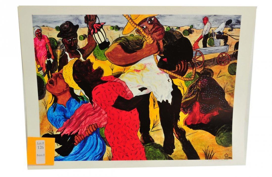 22 Frank Diaz Escalet Unframed Prints - 2