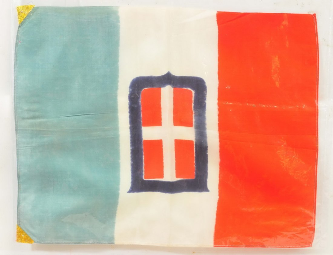 WWII Nazi/Italian/Japanese Flags - 2