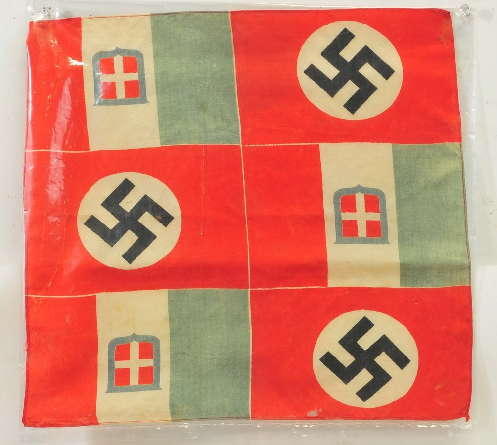 WWII Nazi/Italian/Japanese Flags - 3
