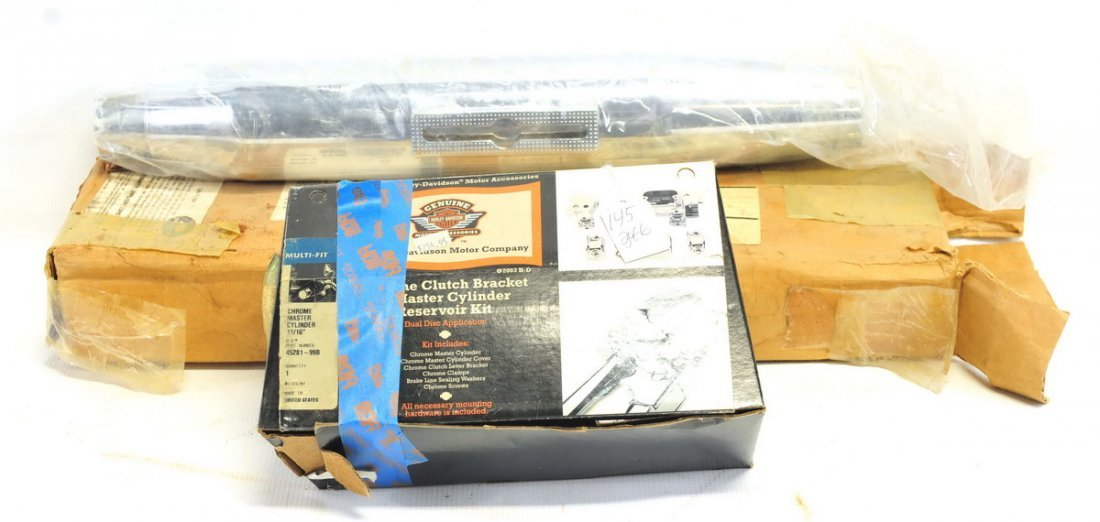 Harley Davidson Parts/Exhaust Parts/Pipes - 2