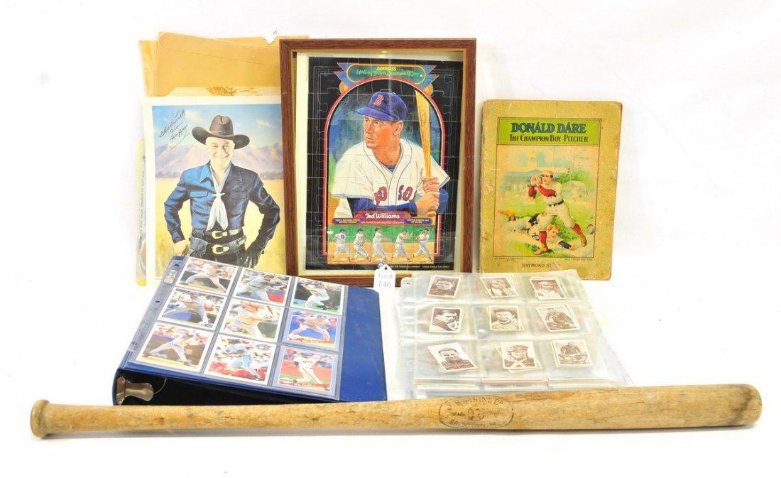 Estate Sports Memorabilia/Collectibles