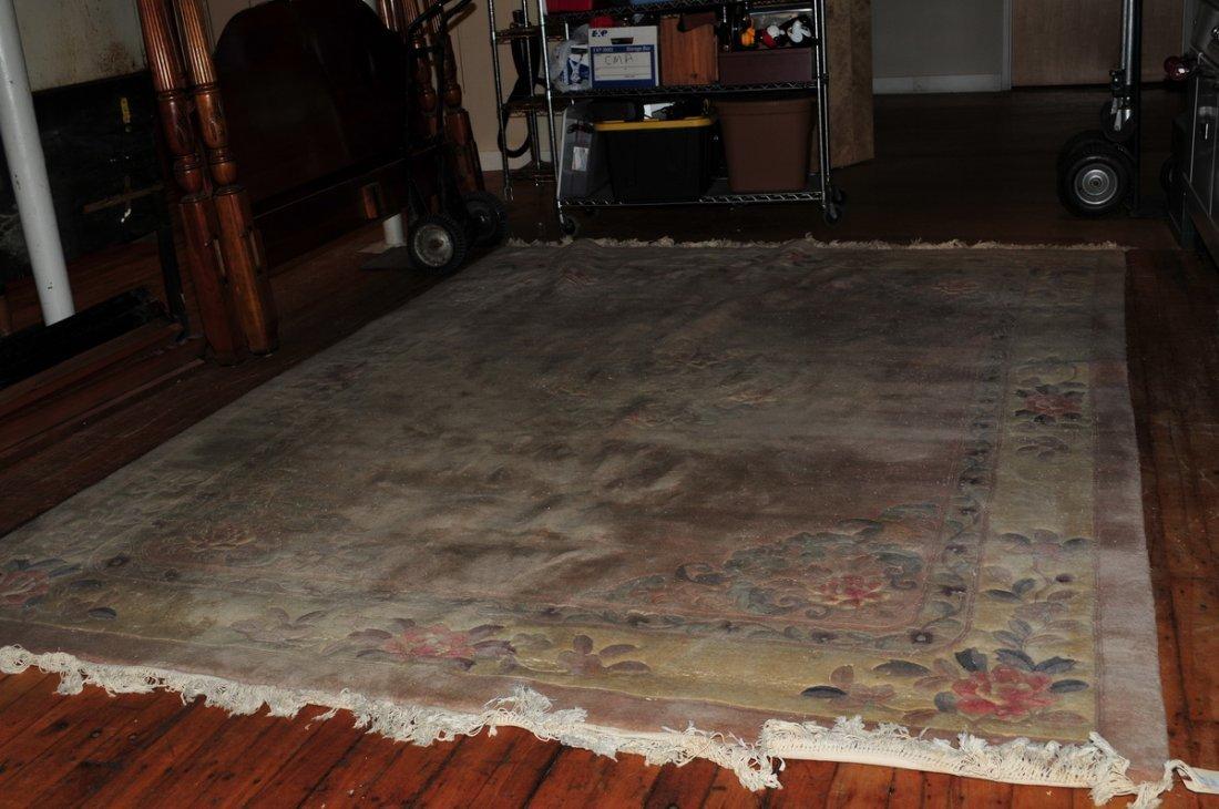 Vintage Wool Rug 144x103