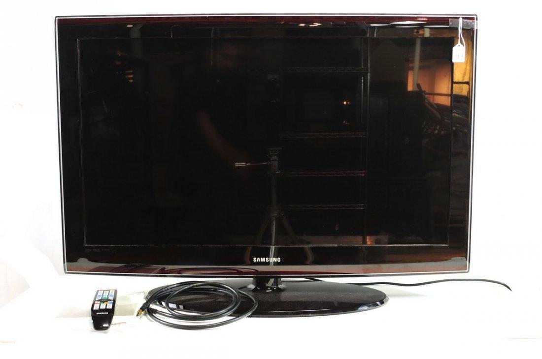 "Samsung 40"" Flat Screen Television"