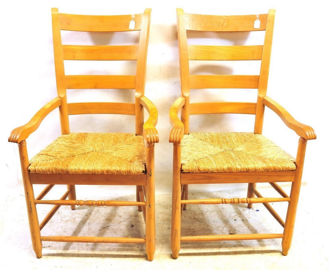 7 Vintage Estate Chairs - 2
