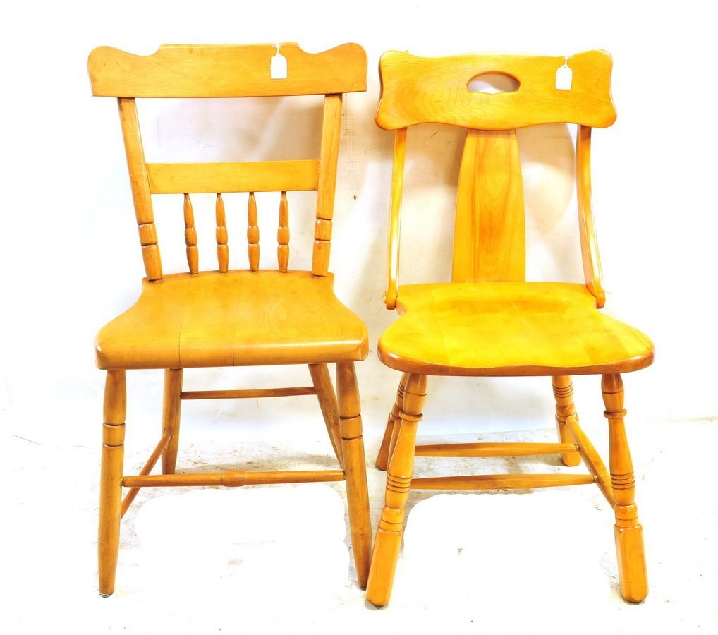 7 Vintage Estate Chairs - 3