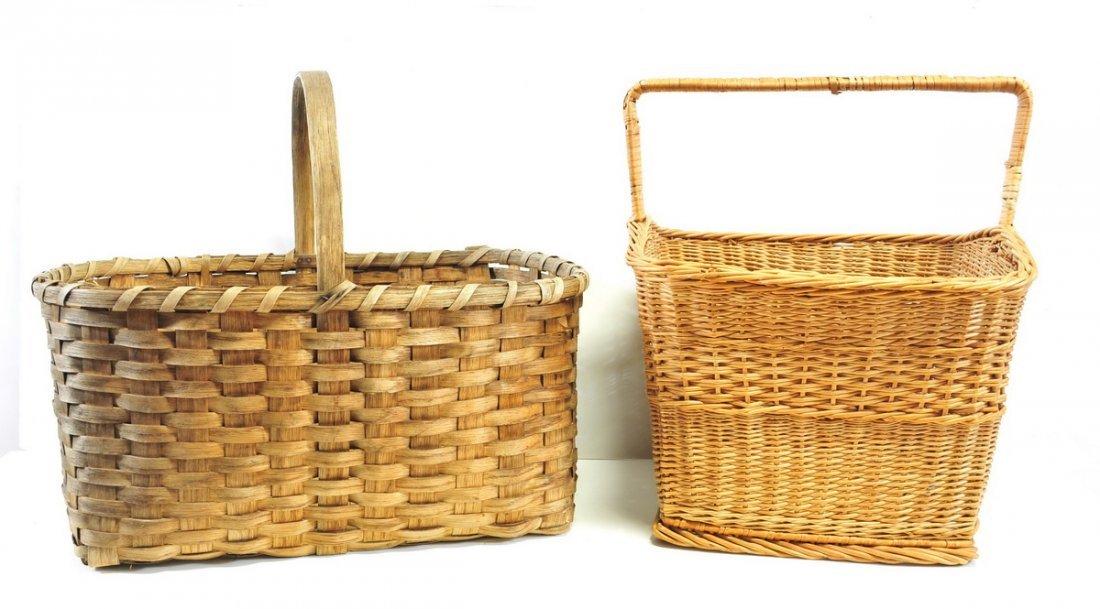 19 Vintage Baskets