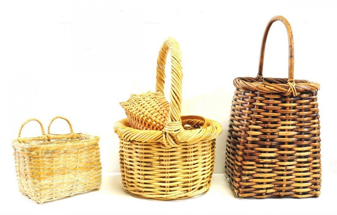 19 Vintage Baskets - 2