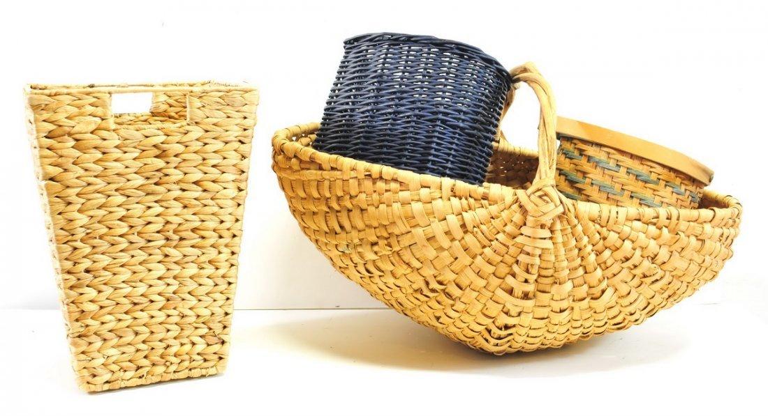 19 Vintage Baskets - 3