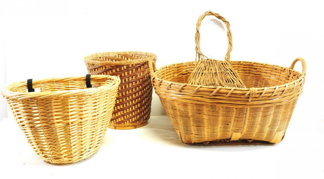 19 Vintage Baskets - 4