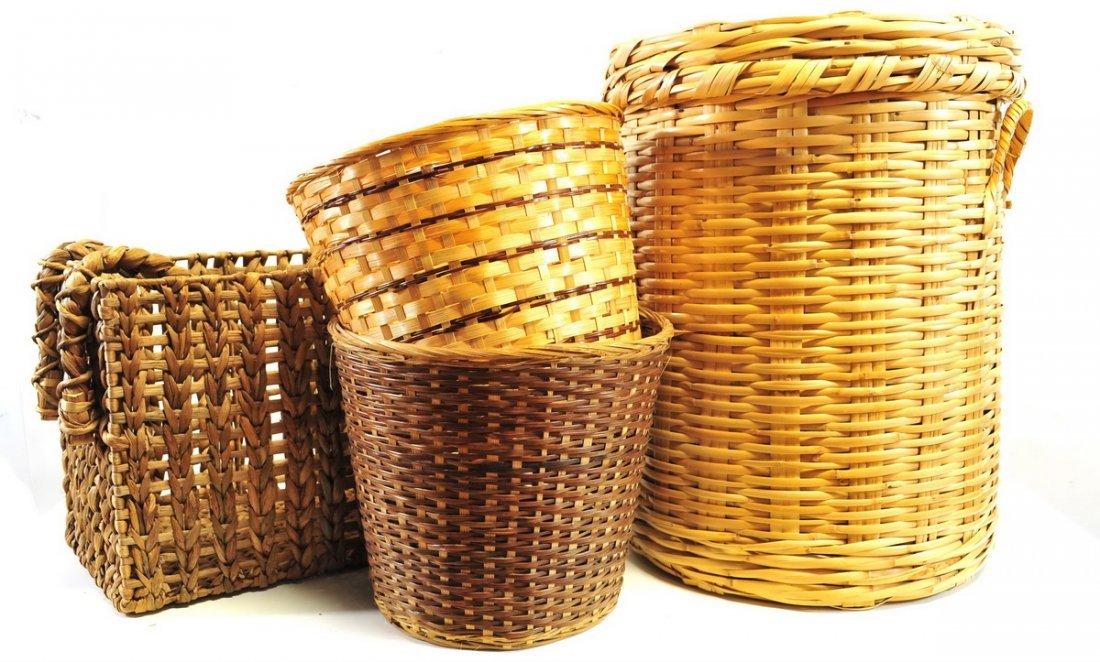 19 Vintage Baskets - 5