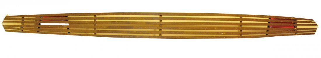 Wooden Canoe floor board