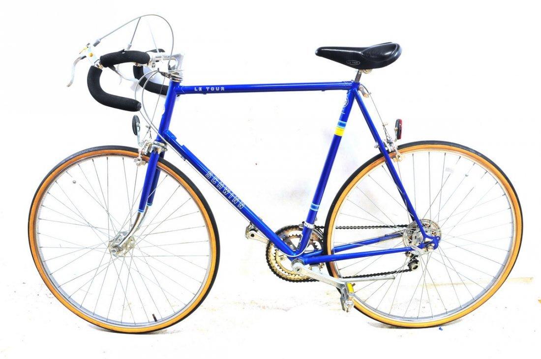 Vintage Schwinn Le Tour Bicycle