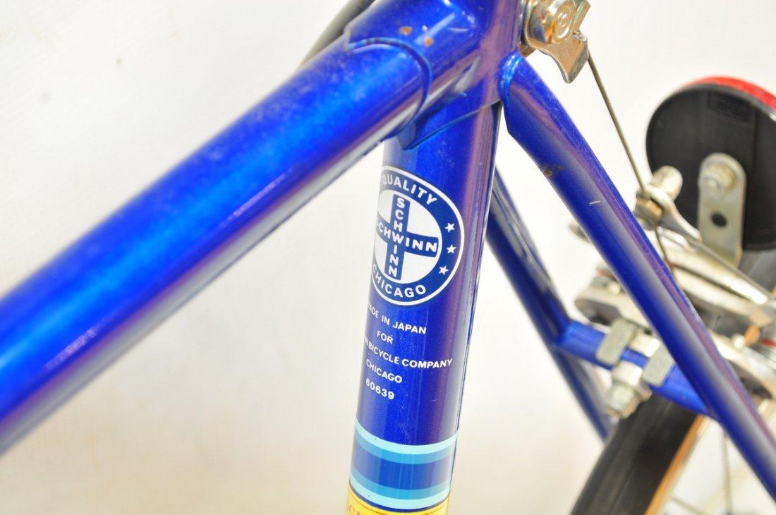 Vintage Schwinn Le Tour Bicycle - 2