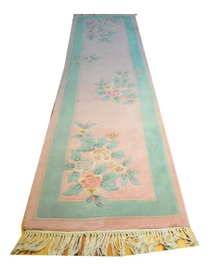Chinese wool runner