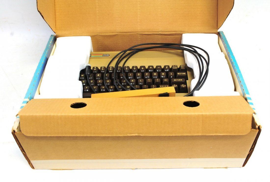 Two Commodore 64 Computers - 4
