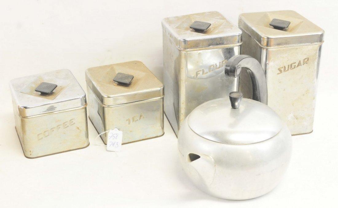 Three Boxes of estate Tins