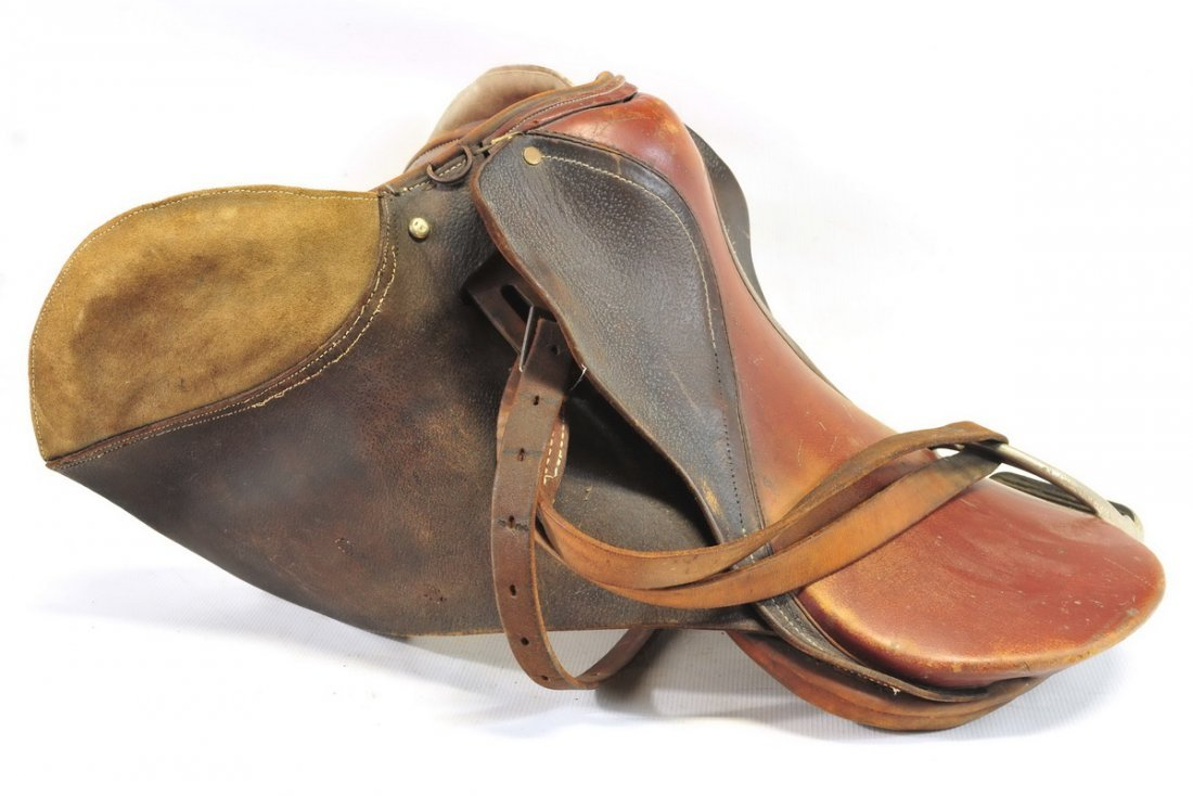 Horse Riding Boots/Saddle/Helmets Vintage