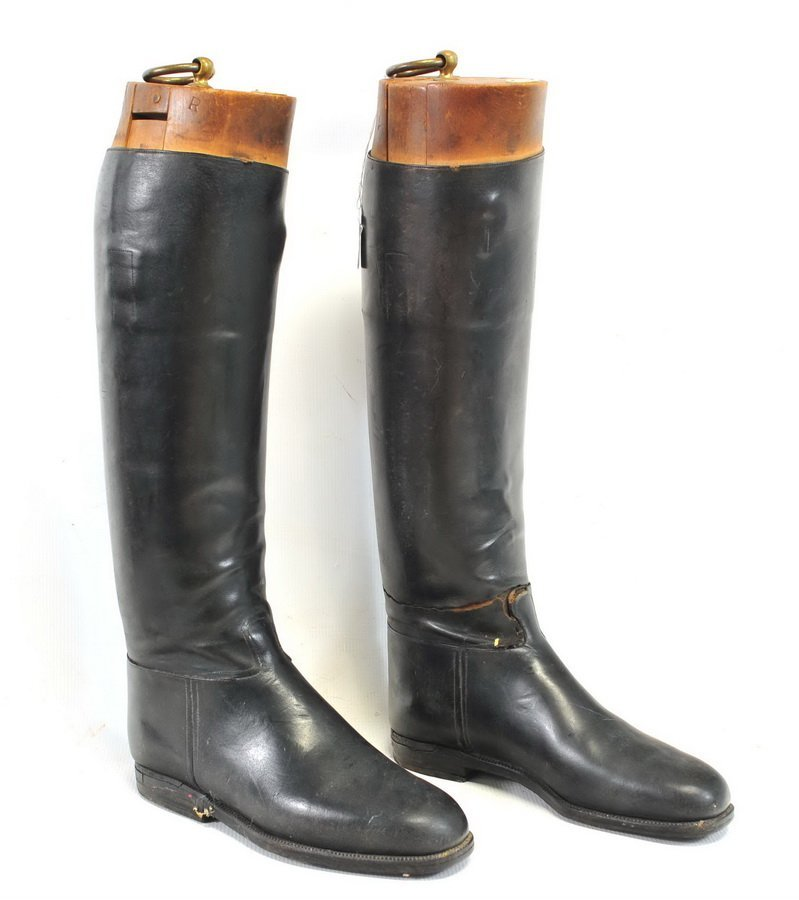 Horse Riding Boots/Saddle/Helmets Vintage - 3