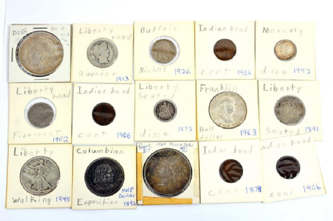 US Estate Coins/Gold Silver 90%