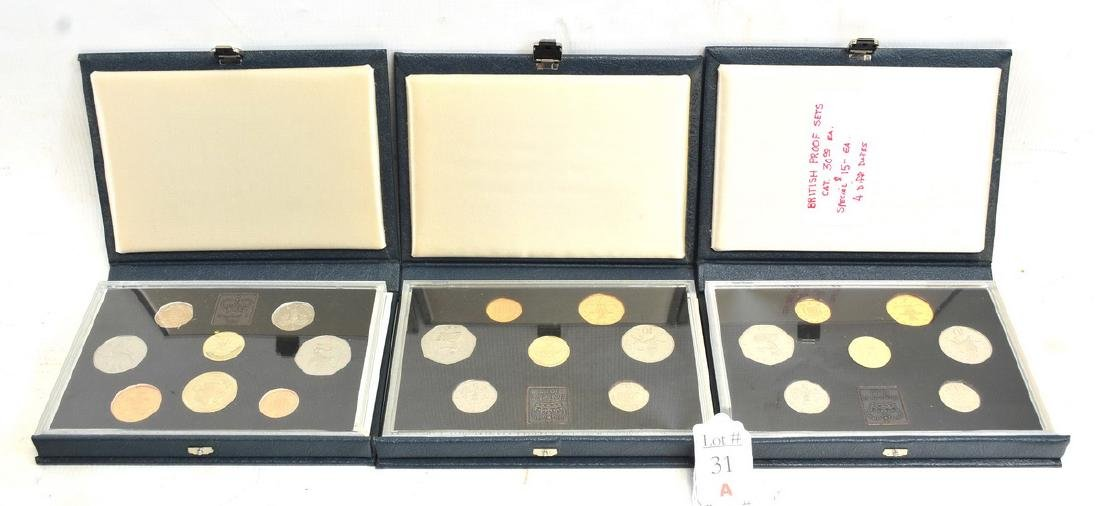 Foreign Coin Sets