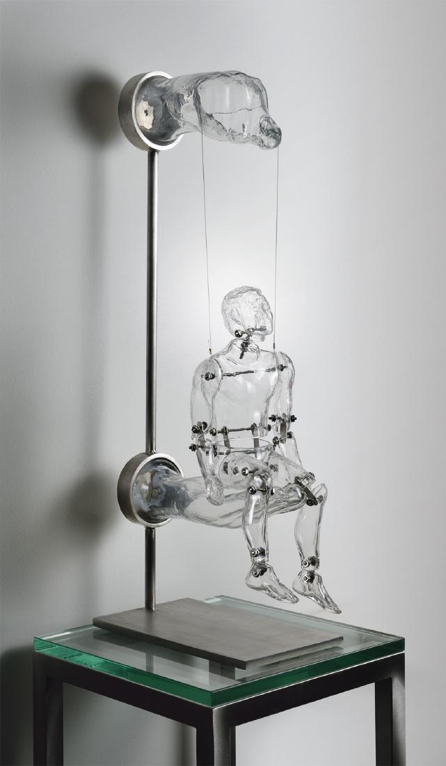 Simon Maberley Untitled Art Glass Habatat