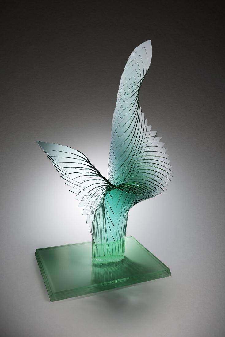 Niyoko Ikuta Swing 73 Art Glass Habatat