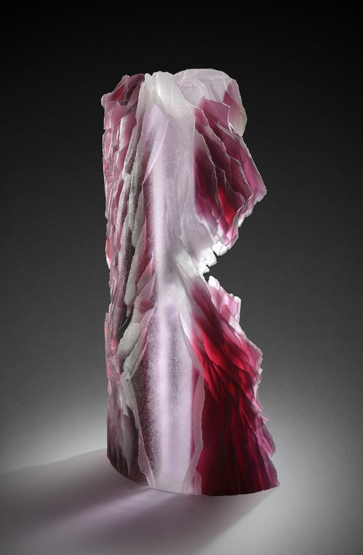 Alex G Bernstein Venus Art Glass Habatat
