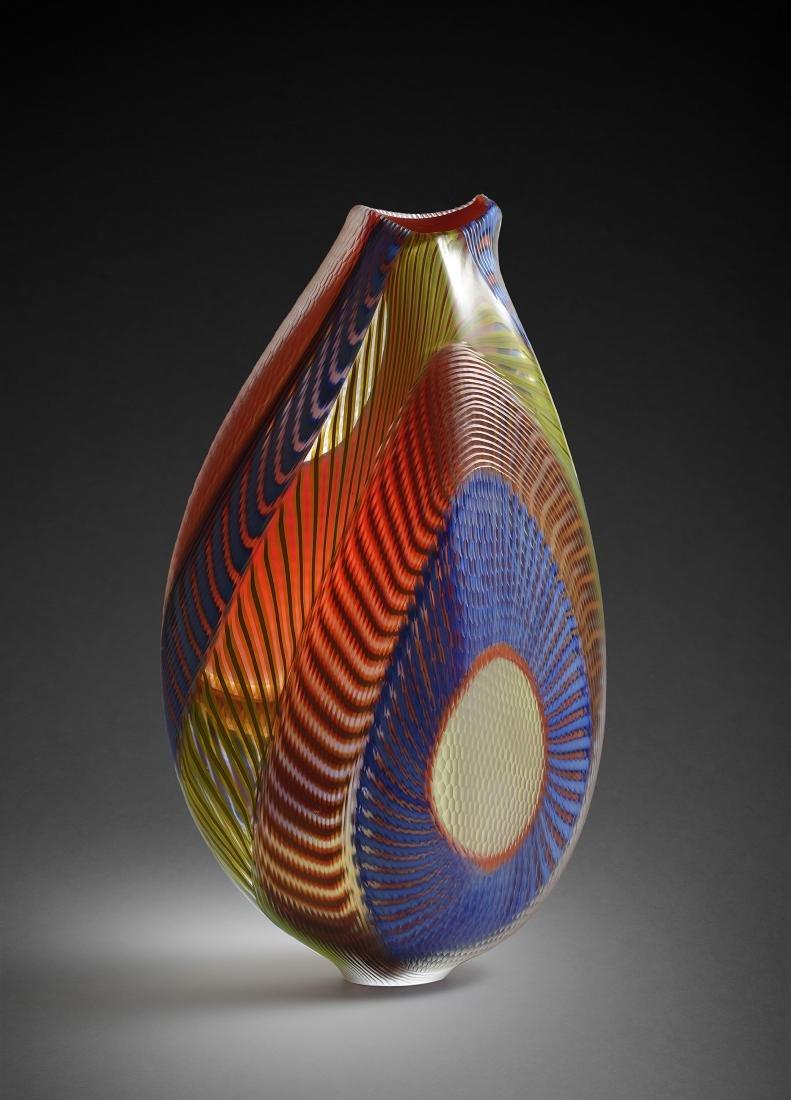 Lino Tagliapietra Bibao 2002 Art Glass Habatat