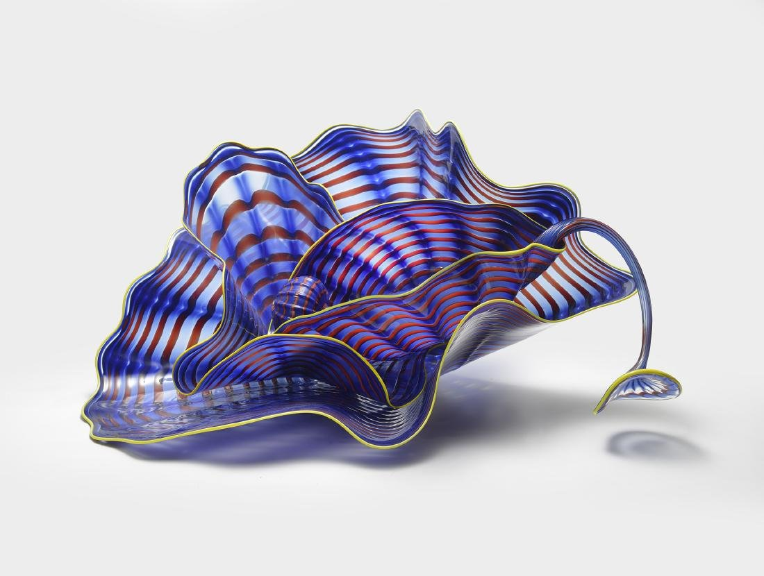 Dale Chihuly Persian Set Habatat Art Glass