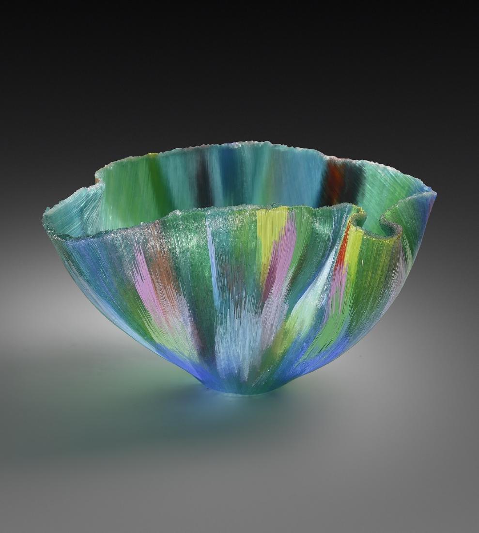Toots Zynsky Nebbioso Serena Habatat Art Glass