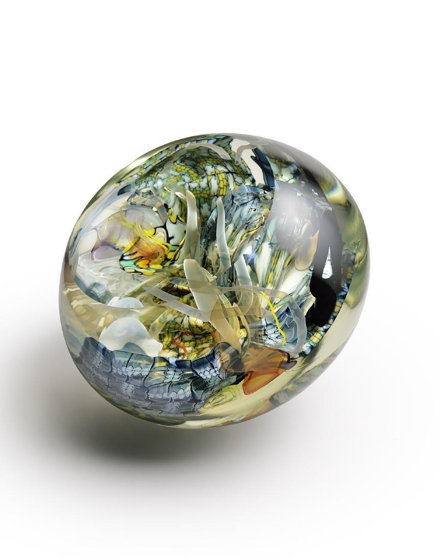 Richard Ritter YC-15 Habatat Art Glass