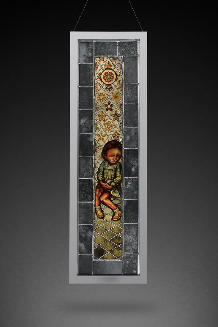 Judith Schaecter Daughter Habatat Art Glass