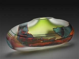 Joel Philip Myers Contiguous Fragment Series Glass