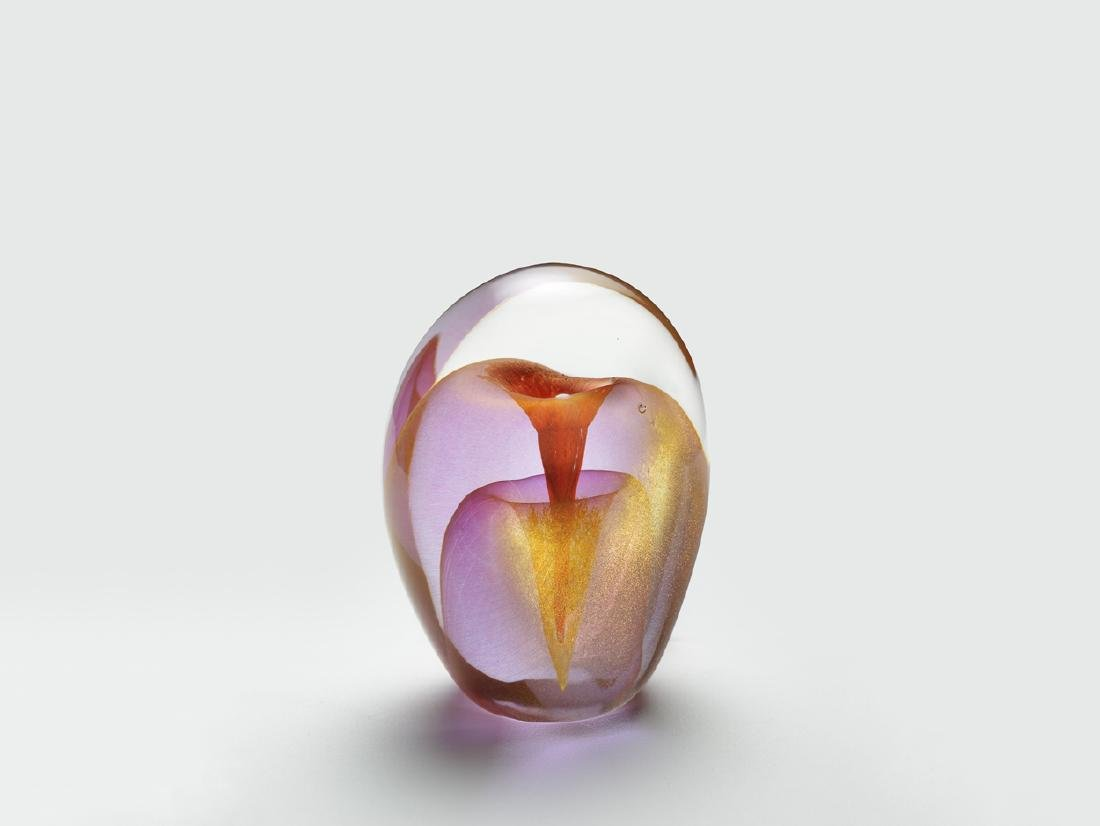 Dominick Labino Emergence 1980 Art Glass Habatat Rare
