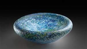 Colin Heaney Untitled Bowl Art Glass Habatat